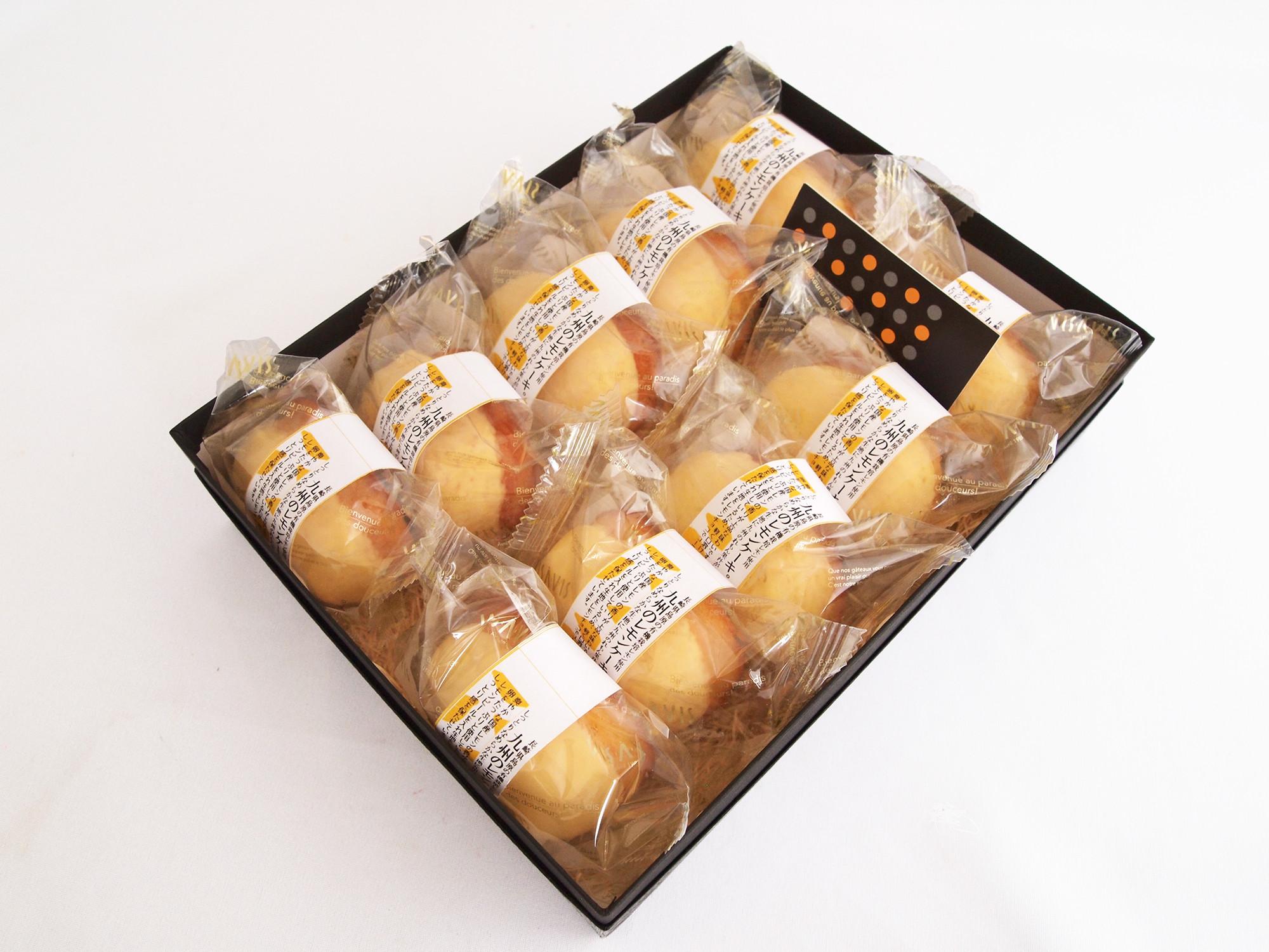 九州のレモンケーキ10個入り