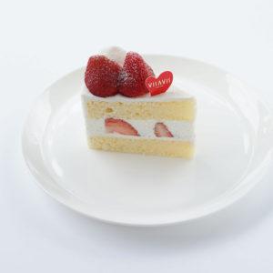 スペシャルいちごのショートケーキ